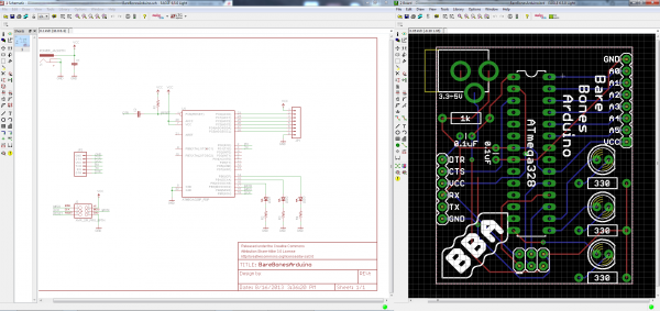 Designing A PCB in EAGLE